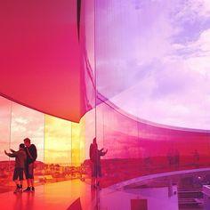 Your Rainbow Panorama / ARoS Aarhus Kunstmuseum / Denmark