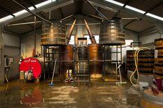 Abhainn Dearg Distillery on Lewis