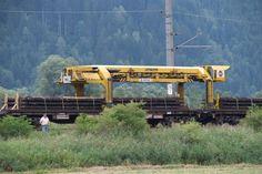 Sistema Contínuo de Assentamento e Renovação Automática de Linhas Ferroviárias