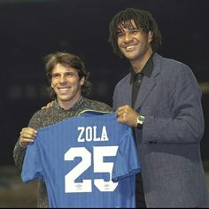 It was exactly 20 years ago today we signed one of the greatest players in our history - Gianfranco Zola.  See more from the 'Little Magician' in our story... #CFC #Chelsea