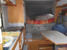 Demountable campers for sale - Page 582 - Demountable camper group Pop Top Camper, Slide In Camper, Used Camping Trailers, Campers For Sale, Remodeled Campers, Truck Camper, Bunk Beds, Cabinet, Interior Design