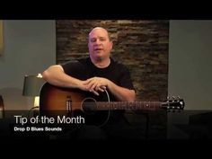 Drop D Blues Magic!   Learn & Master Guitar Tips