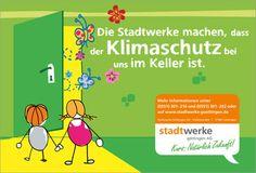 Anzeige der Stadtwerke Göttingen