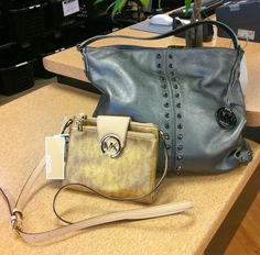 We usually have Michael Kors available at Clothes Mentor!