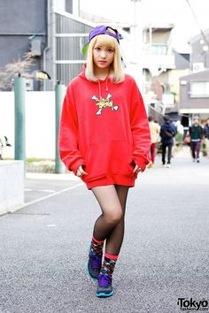 Oversized Stussy Hoodie love this outfit