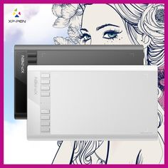 Cheap drawing tablet, Buy Quality graphic drawing tablet directly from China xp-pen star Suppliers: XP-Pen Star 03 Graphics Drawing Tablet with Battery-free PASSIVE Pen Digital Pen Digital Drawing Tablet, Digital Tablet, Font Digital, Pen Nib, Pattern Drawing, Drawing Drawing, Cool Things To Buy, How To Draw Hands, Drawings