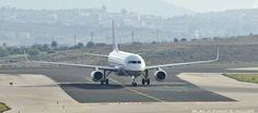 "AEGEAN A320-232SL, SX-DNA (MSN 6655) Καλή Χρονιά!!! Athens International Airport ""Eleftherios Venizelos"" ATH/LGAV"