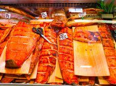 Helsinki, fish, market