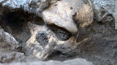 """""""Rare [1.8 million-year-old] skull sparks human evolution controversy -- Researchers have discovered the fossilized skull of an early human relative, which they say is the most complete skull ever of the early Homo genus, in Dmanisi, Georgia. They say it could represent a single evolving Homo erectus lineage that came out of Africa & spread into Europe & Asia -- a conclusion that is controversial."""" More at click-through; full article here…"""