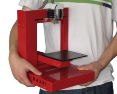 Reliable little 3D printer.  Good value for the money.