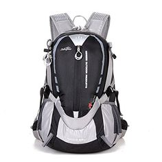 XFreedom 25L Cool Hiking Cycling Backpack Running Camping Backpack Outdoor Sport Backpack Rucksack Bag Lightweight Daypack Black >>> Learn more by visiting the image link-affiliate link.