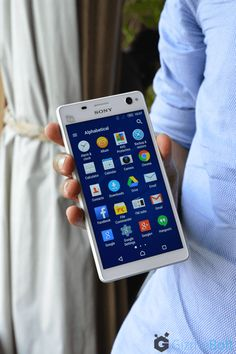Xperia C4 Dual Hands On