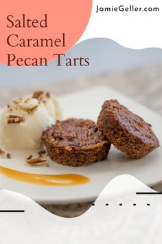 Don't say I didn't warn you- you will NOT be able to have just one. In creating this recipe, let's just say I made many, many new and good friends. This is a must have at your Pesach table. #shabbat #dairy #dessert Passover Desserts, Pecan Tarts, Healthy Food, Healthy Recipes, Caramel Pecan, Muffin Tins, Jewish Recipes, Mini Pies, Judaism