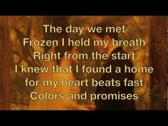 Christina Perri A Thousand Years Breaking Dawn part 2 with Lyrics