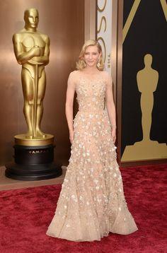 Oscar 2014: il red carpet delle star