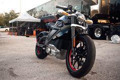 Harley-Davidson Proyecto Livewire