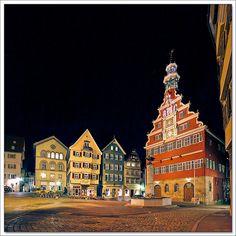 Esslingen am Neckar  Where I have lived since July 2010