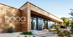 booa, constructeur français de maisons ossature bois 100 % modulables et à prix direct fabricant.