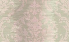 Damask Stripe Wallpaper in Pink and Neutrals design by Seabrook Wallcoverings