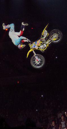#No Limit: Travis Pastrana.