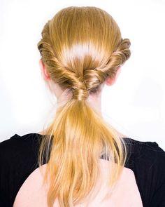 Create some drama and a back story with a braided, low profile pony. Hairstyling courtesy of @nasrinhairsalon model: @priorihoc photographer: @vivekwu @phantasiastudios #ontrend #braids #hairinspo #blonde #loveit #lowprofile #onfleek #fashion #style Terry Richardson, Hair Inspo, Pony, Braids, Editorial, Drama, Profile, Long Hair Styles, Create