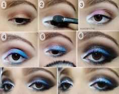 How to/Galaxy eyes