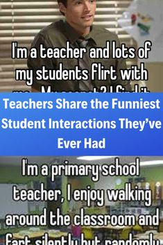 Teachers put up with a LOT. Educating kids isn't easy, but these funny teacher stories will have you ready for back-to-school in a jiffy! Super Hero Day, Teenage Acne, Face Brightening, Primary School Teacher, Getting Fired, Viral Trend, Reading Levels, Online Earning, Teacher Humor
