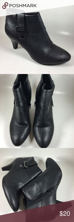 East 5th Black women boots SIZE 9 M Cute black boots in excellent condition see pics Shoes Ankle Boots & Booties