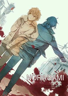 Noragami || Yato and Yukine