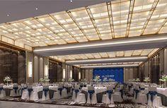 Ballroom Design, Auditorium Design, Function Hall, Public Hotel, Hall Interior, False Ceiling Design, Hall Design, Reception Rooms, Architecture Design