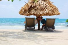 Coco Plum Island Resort is an adults only all inclusive resort located on a private island in Belize. Dotted with beach beds, lounge chairs, and swaying hammocks, it's the perfect place to cast your worries away. Belize All Inclusive, Adult Only All Inclusive, All Inclusive Honeymoon, Romantic Honeymoon, Plum Island, Beach Bedding, Island Resort, Adults Only, Perfect Place