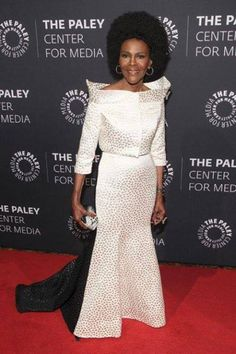 Cicely Tyson is 90. One year older than the Queen.