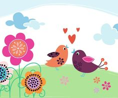 Livingwalls XXL-Tapete Border flower meadow (XXL) 037004 online bestellen