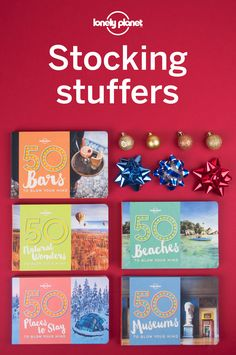 83 best lonely planet travel guides images on pinterest lonely liven up your stockings this year and give the gift of travel these pocket sized books showcase 50 of the worlds best places to blow your mind fandeluxe Image collections