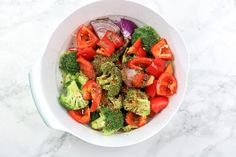 Air Fryer Vegetables | Air Fryer Roasted Vegetables - Recipe Vibes Air Fried Vegetable Recipes, Vegetable Prep, Turkey Seasoning, Vegetable Seasoning, Steamed Vegetables, Veggies, Air Fryer Dinner Recipes, Healthy Side Dishes, 40s Fashion