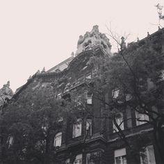 Architecture, Budapest