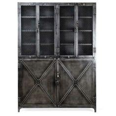 Burmingham Industrial Cabinet from Crash  industrial