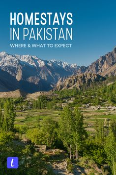 Looking for a homestay in Pakistan? Though homestays in Pakistan aren't so common, there are ways to find an authentic local home experience regardless. Here is a travel guide for finding homestays in Pakistan, including where to find homestays, best homestays, responsible travel tips, and homestay recommendations. #homestay #Pakistan Pakistan Travel, India And Pakistan, Hotels And Resorts, Best Hotels, Countries Around The World, Around The Worlds, Amazing Destinations, Travel Destinations, Travel Guides