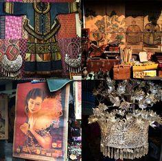 From the Shanghai Flea Market « The Sartorialist