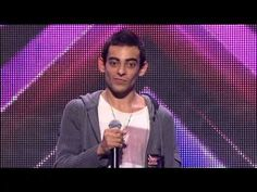 """(Song Starts- 2:04) Carmelo Munzone performs """"Sunday Morning"""" on The X Factor Australia 2012 week 2 audition live show Copyright © 2012 Seven Network Australia"""
