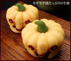 ハロウィン限定 麻布青野総本舗の上生菓子 秋の南瓜6個入り