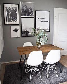 Apartment Living Room Ideas To Inspire Your Design Living Room Inspiration, Home Decor Inspiration, Dining Room Design, House Rooms, Apartment Living, Home Interior Design, Home And Living, Living Room Decor, Room Ideas