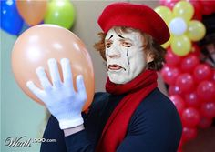 Celebrity Mimes 3 - Worth1000 Contests     Mick Jagger