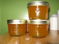 Make and share this Tangerine Jelly recipe from Genius Kitchen. Jam Recipes, Canning Recipes, Dessert Recipes, Canning Tips, Tangerine Recipes, Citrus Lemon, Salsa Dulce, Jam And Jelly, Pickling