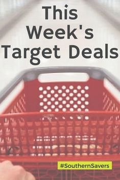 See all the deals and the Target Weekly Ad in one place. Saving money in Target is a lot of fun and very easy! Ways To Save Money, Money Saving Tips, How To Make Money, Makeup Storage Display, Living Within Your Means, Target Deals, Life On A Budget, Weekly Ads, Frugal Living Tips
