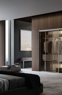 Home Design Inspiration - The Urbanist Lab - CGI_CLOSET FOR CATALOG on Behance