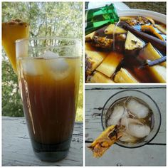Latin Beverages on Pinterest | Mojito, Horchata Recipe and Margaritas