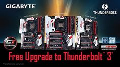 GIGABYTE to enable Thunderbolt 3 on select motherboards with firmware update - http://vr-zone.com/articles/gigabyte-enable-thunderbolt-select-motherboards-firmware-update/100813.html