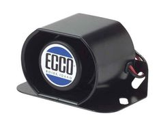 ECCO 630 Back Up Alarm 107dB(A) by ECCO. $28.11. Voltage spike and surge protected.  Works on positive or negative ground systems.  Volvo 1091495, C4073050, V1091495, 89201-3602, 8024171, 8024172