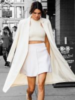 8 Little-Known Brands Your Favorite Celebrities Love #refinery29  http://www.refinery29.com/2016/03/106818/celebrity-fashion-favorite-brands#slide-23  It's time to board the slip-dress train with a blush tone that works for day or night.Galvan Bias-Cut Silk-Satin Gown, $1,124, available at Matches Fashion....
